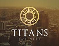 Business Titans  Logo Proposal