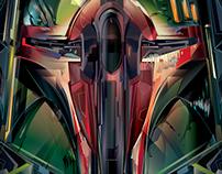 MANDALORIAN - vector tribute