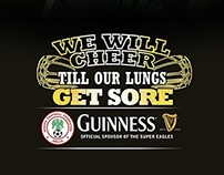 Guinness Cheer