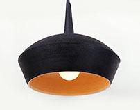 Сeramic lamp