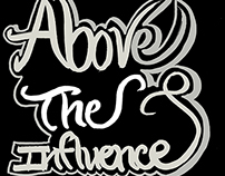 Vectored Hand lettered quotes