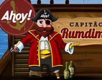 Advergame - Ahoy Capitão Rumdimira