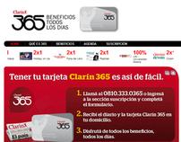 Clarín 365