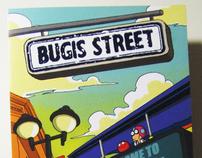 Brochure for Bugis Street