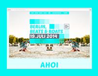 Berlin, Beats & Boats