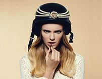 BULLET IN Fashion GUN Magazine THX TO Spirit of Fashion