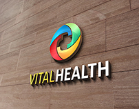 Vital Health - Logo Template