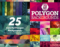 Free Polygon Background Packs Download