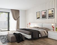 Bedroom Personal Work