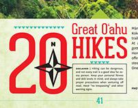 20 Great Oahu Hikes : HONOLULU Magazine