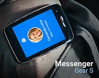 Messenger for Gear S