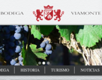 Viamonte Winery, Mendoza : website