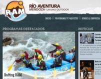 Río Aventura Mendoza : website