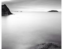 North Berwick at dusk