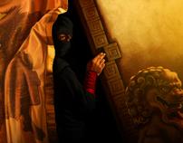Ninja: Legend of the Scorpion Clan - Illustrations