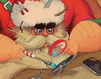 Santa's Believe.tv  card