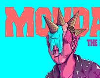 Album Cover - Mondays