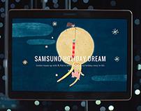 SAMSUNG HOLIDAY DREAM