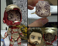 Iron man customization