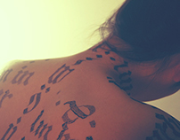 Inked body