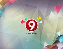 Spring TV Branding   Canal 9