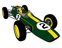 carros de corrida famosos