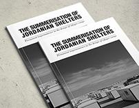 The Summerisation of Jordanian Shelters