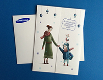 Samsung New Year Card 2015