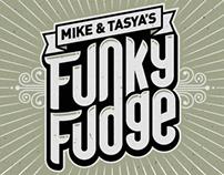 Funky Fudge - Branding & Packaging