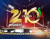 Zee Business 10 Years