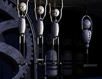 Edward Scissorshand 3D Trailer