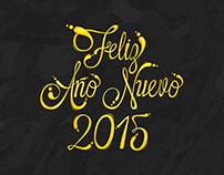 FELIZ AÑO NUEVO 2015 / CARDS