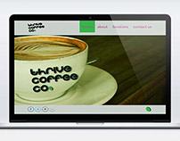 Website design.
