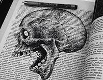 Skull on the Books