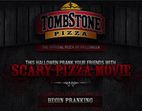 Tombstone Pizza Scary Pizza Movie