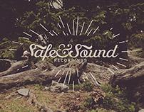 Branding Safe&Sound Recordings