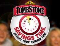 Tombsone savings time