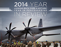 Year in Review 2014 Posters