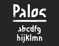 Palos Modular Typefont