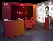 CGI Exhibition Stand Design & 3D Visualisation