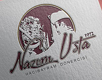 Nazım Usta Logo