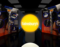 P&G Product Launch - 3D Visualisation