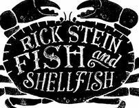 Rick Stein sign