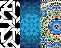 3 Moroccan Patterns Bundle 3