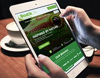 Bostik.com Pitch