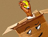 FREE 2015 Interactive Calendar // Boxtracized