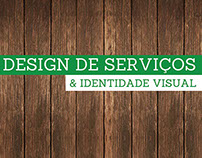 Design de Serviços e Identidade Visual - Jeca Jones