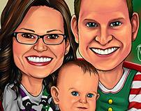 A Lovely Family