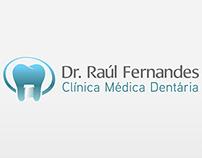 Logo Design: Clínica Dentária Dr. Raúl Fernandes