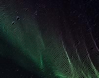 Aurora glitch.